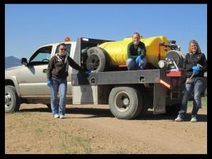 Spray Truck